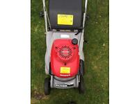 Honda Self propelled Lawnmower with polymer deck May swap