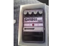 DOD GRUNGE PEDAL for Guitar
