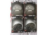 Trust gamepad + mouse new and boxed