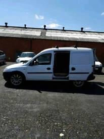 2006 Vauxhall combo van 1.3 cdti