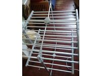 Heated Electric Drying Rack
