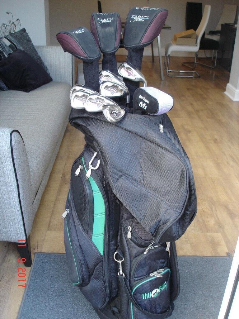 Ladies Callaway Golf Club Set