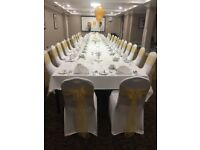 Chair Cover Hire at Cover Me Cute