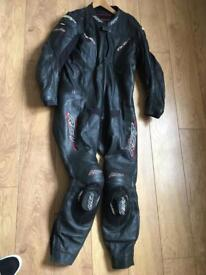 RST Tractech 1 Piece Leather Suit size 46