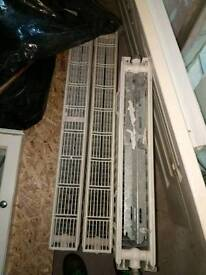 Standard double radiators -£7 each or 3 for £18