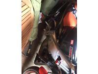 Motorbike spares and repairs