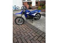 Yamaha PW80 motorbike £800 ONO