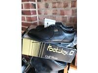 Men's foot joy golf shoes size 6