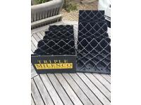 Milenco levelling blocks for motorhome/caravan. Collection only.