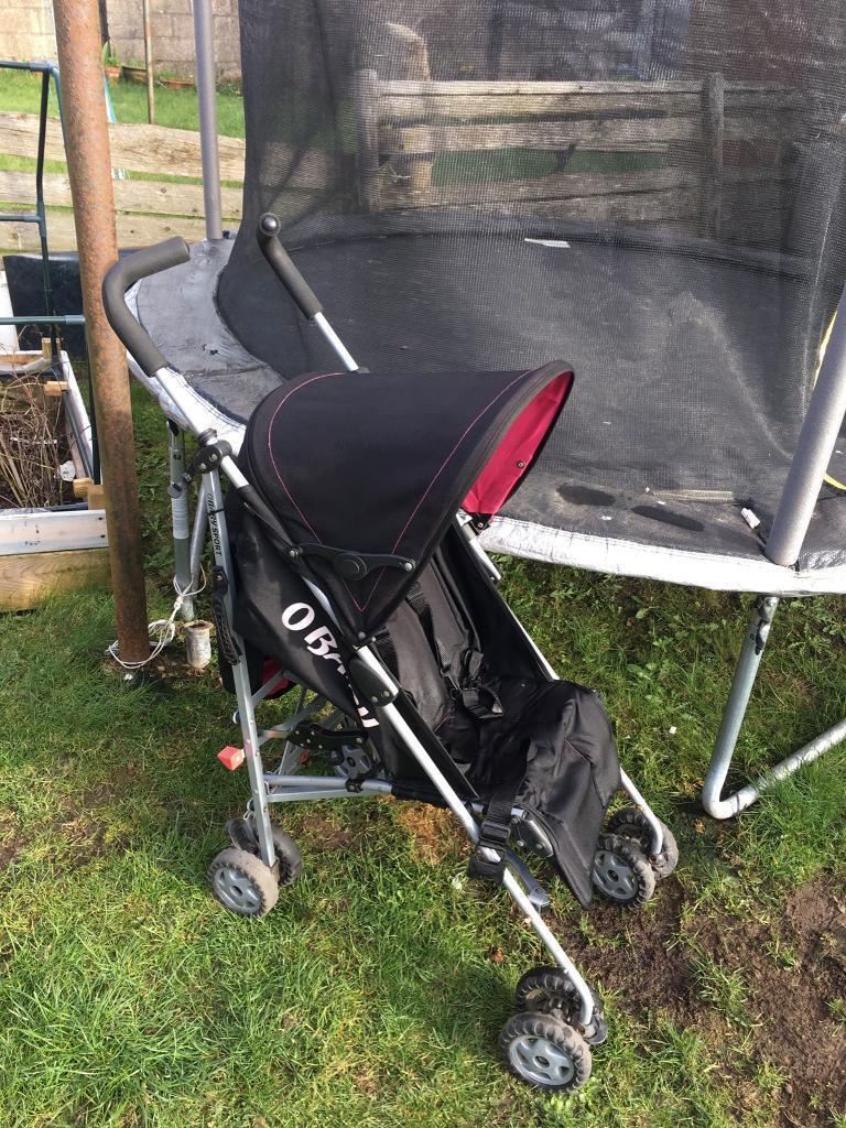 O baby stroller