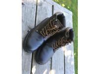 Dickies steel toe cap work boots size 10