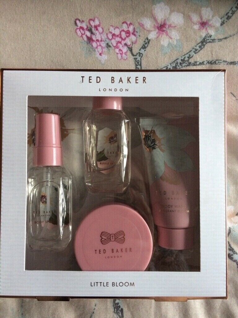 ae023fa14cf27 Ted Baker Little Bloom Gift Set - New