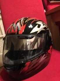 Fm full motor bike helmet