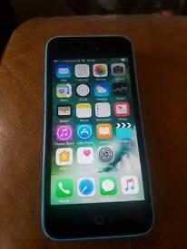 Iphone 5 c unlocked 8 gb