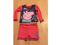 5-6 years swimming outfit