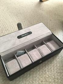 Mele & Co Watch box