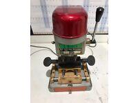 Key cutting vintage machine type 206 A