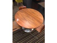 Round Dining Tables & Chairs / Restaurant - Bar Furniture | RRP £2,300