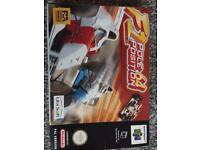 F1 pole position n64 game