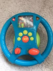 Toy steering wheel for sale