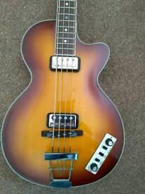 Hofner Contemporary Club Bass