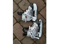Ice Hockey Skates CCM SIZE 34 - very good condition, very little use