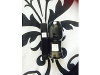 "NEW AVON ""LITTLE BLACK DRESS"" HAND BAG PARFUM SPRAY + ROLL ON DEODORANT"