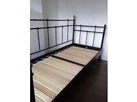 IKEA day bed with trundle to convert to double