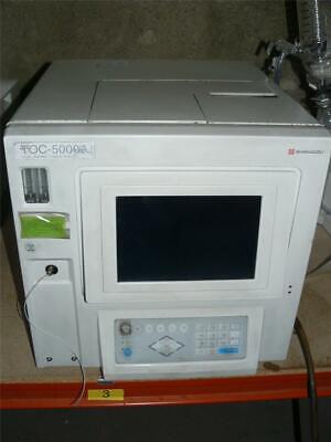 Shimadzu Toc-5000a Analyzer