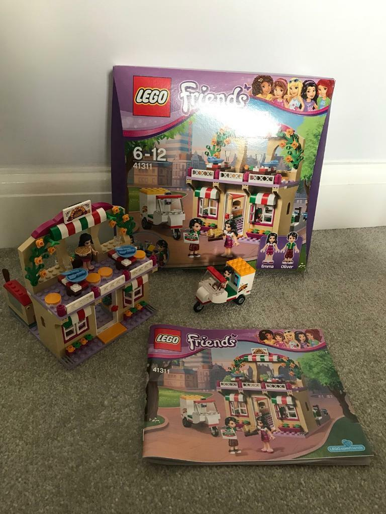 Lego Friends Heartlake Pizzeria Set In Radyr Cardiff Gumtree