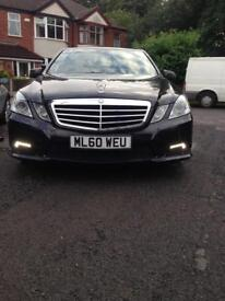 Quick sale mercdes e220 diesel 2011 amg line fully loaded hpi clear not c63 e63 a45 s63