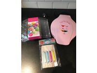 Cake Pop Maker and accessories
