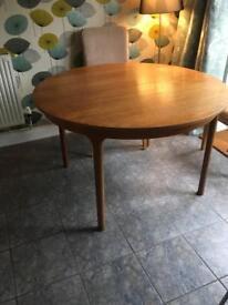 Vintage Teak McIntosh Dining Table £149 ono