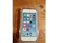 Blue iPod touch 6 16gb
