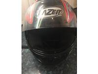 Lazer Bullet motorbike helmet