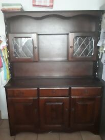 Cabinet unit with storage