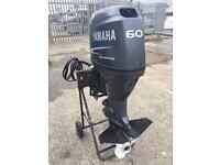 Yamaha f60 outboard boat motor