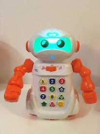 Talking Robot - For 3-6ish...
