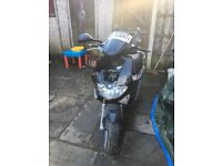 Gilera runner 200cc 2006 scooter moped