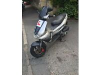 Gilera runner 125 long mot