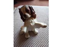 Spaniel Dog Ornament x 4 by HHH