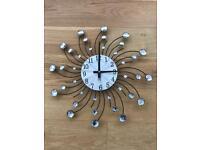 Clock and Wall Art