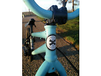 United Recruit BMX 20inch adult frame VGC