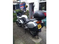 Honda NT650v Deauville. Full MOT no advisories, 2 new tyres. Runs perfect.