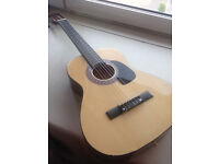Acoustic Childs Guitar by Stretton Payne - £35 - RRP £79.99