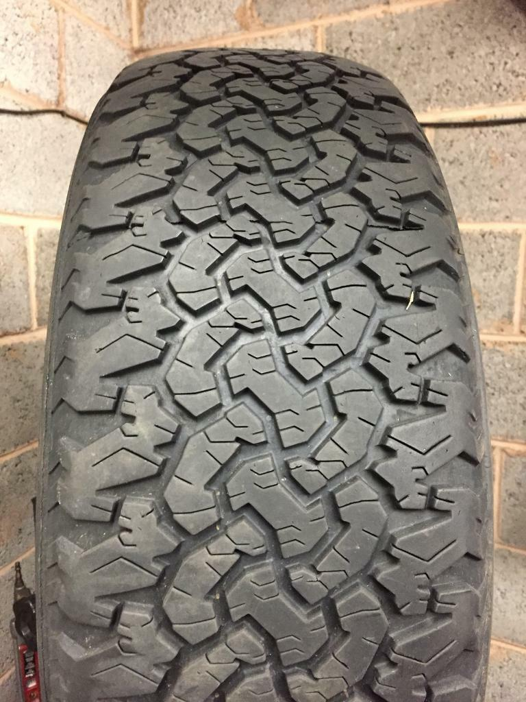 2 x event tyres ml698 235 70 16 106h