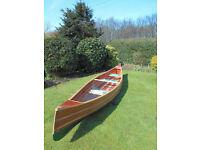 Open Canadian Canoe
