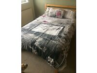 Double bed free for uplift