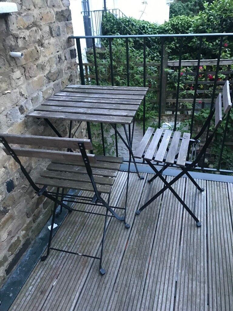 Ikea Tarno Outdoor Table 2 Chairs In Lambeth London Gumtree