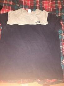 North face T shirt